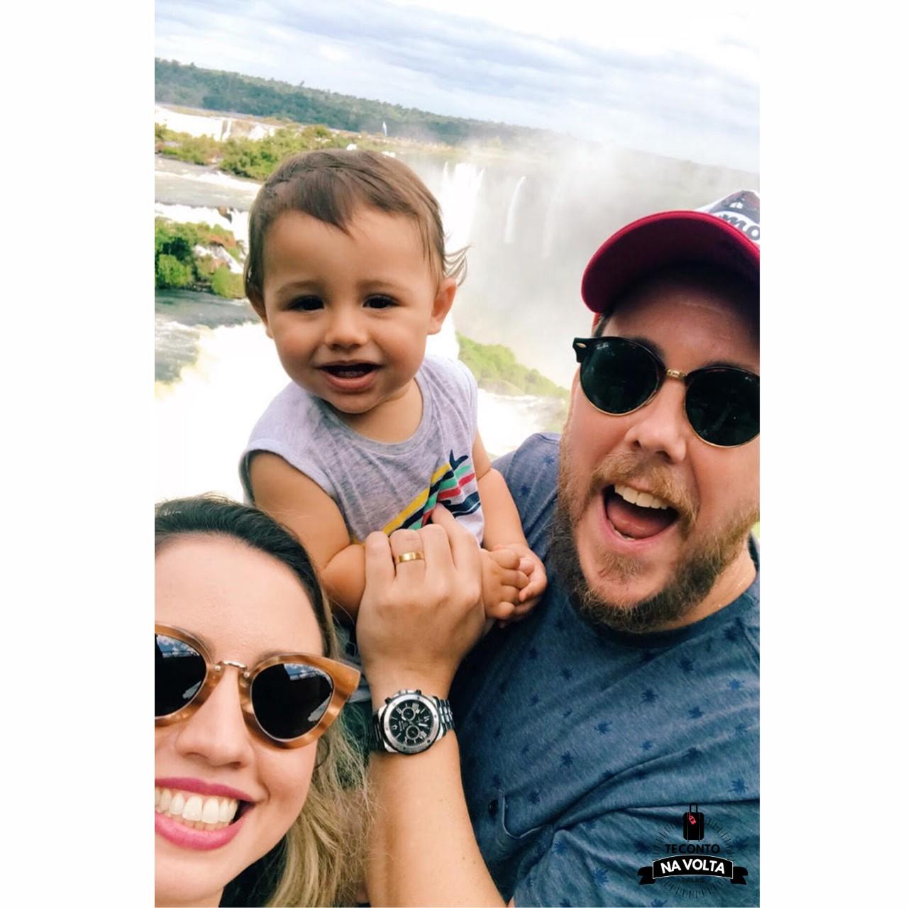 O que fazer em Foz do Iguaçu com bebês