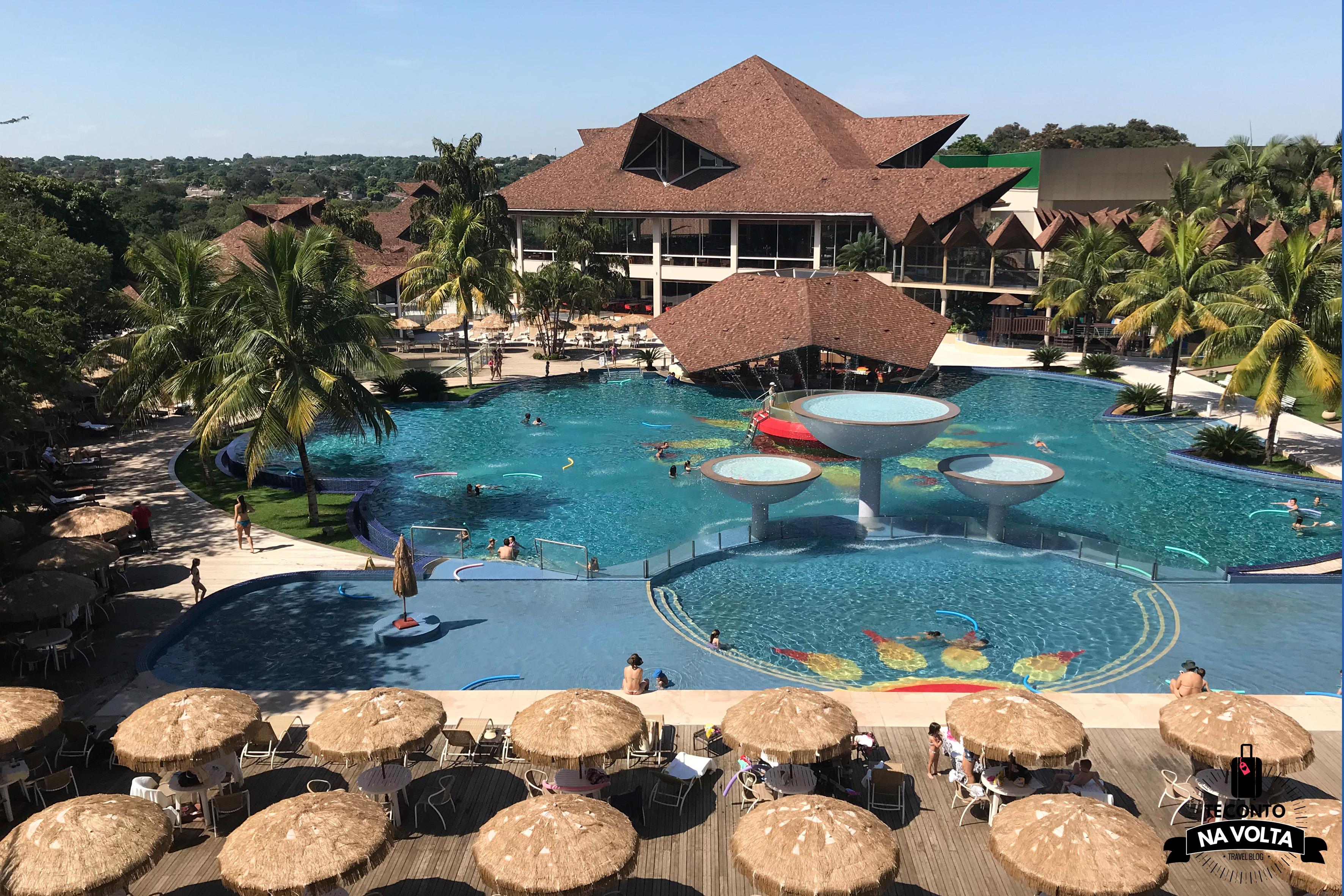 Hotel Foz do Iguaçu para bebês